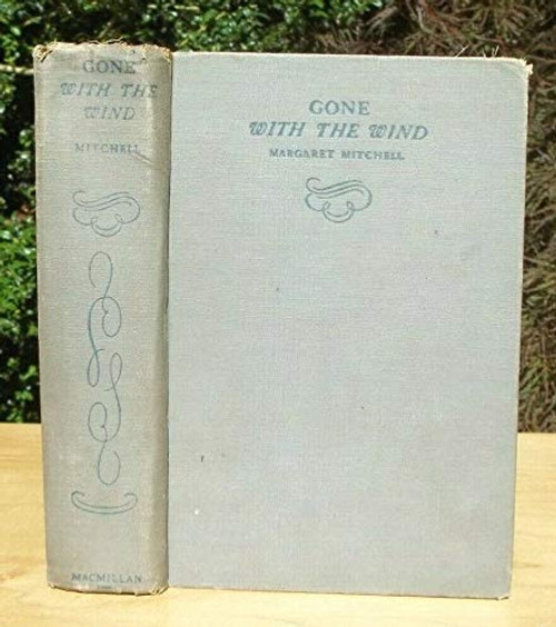 GONE WITH THE WIND Margaret Mitchell JANUARY 1937 Early Printing RHETT SCARLETT