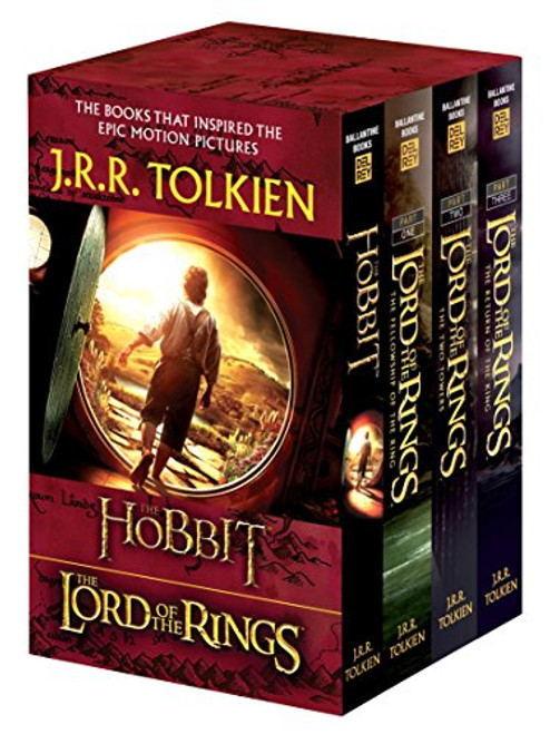 The Hobbit and the Lord of the Rings (the Hobbit / the Fellowship of the Ring / the Two Towers /