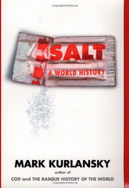 """Author: Mark Kurlansky  Brand: Brand: Walker n Company  Edition: 1  Features:      Used Book in Good Condition  Number Of Pages: 484  Publisher: Walker Books  Release Date: 01-01-2002  Details:  Homer called salt a divine substance. Plato described it as especially dear to the gods. Today we take salt for granted, a common, inexpensive substance that seasons food or clears ice from roads, a word used casually in expressions (""""salt of the earth,"""" take it with a grain of salt"""") without appreciating their deeper meaning. However, as Mark Kurlansky so brilliantly relates in his world- encompassing new book, salt―the only rock we eat―has shaped civilization from the very beginning. Its story is a glittering, often surprising part of the history of mankind.  Until about 100 years ago, when modern chemistry and geology revealed how prevalent it is, salt was one of the most sought-after commodities, and no wonder, for without it humans and animals could not live. Salt has often been considered so valuable that it served as currency, and it is still exchanged as such in places today. Demand for salt established the earliest trade routes, across unknown oceans and the remotest of deserts: the city of Jericho was founded almost 10,000 years ago as a salt trading center. Because of its worth, salt has provoked and financed some wars, and been a strategic element in others, such as the American Revolution and the Civil War. Salt taxes secured empires across Europe and Asia and have also inspired revolution (Gandhi's salt march in 1930 began the overthrow of British rule in India); indeed, salt has been central to the age-old debate about the rights of government to tax and control economies.  The story of salt encompasses fields as disparate as engineering, religion, and food, all of which Kurlansky richly explores. Few endeavors have inspired more ingenuity than salt making, from the natural gas furnaces of ancient China to the drilling techniques that led to the age of petrole"""