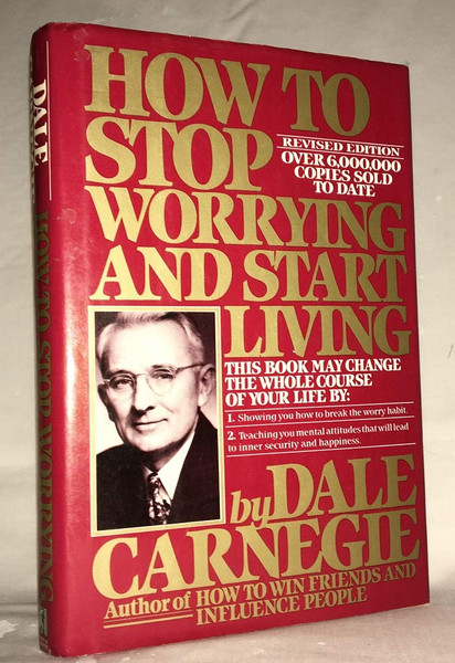Author: Dale Carnegie  Brand: Simon & Schuster  Edition: Revised  Features:      Great product!  Number Of Pages: 304  Publisher: Simon & Schuster  Release Date: 15-03-1984  Details: Learn how to break the worry habit -- Now and forever!  With Dale Carnegie's timeless advice in hand, more than six million people have learned how to eliminate debilitating fear and worry from their lives and to embrace a worry-free future. In this classic work, How to Stop Worrying and Start Living, Carnegie offers a set of practical formulas that you can put to work today. It is a book packed with lessons that will last a lifetime and make that lifetime happier!  DISCOVER HOW TO:      Eliminate fifty percent of business worries immediately     Reduce financial worries     Avoid fatigue -- and keep looking young     Add one hour a day to your waking life     Find yourself and be yourself -- remember there is no one else on earth like you!  Fascinating to read and easy to apply, How to Stop Worrying and Start Living deals with fundamental emotions and life-changing ideas. There's no need to live with worry and anxiety that keep you from enjoying a full, active life!  EAN: 9780671506193