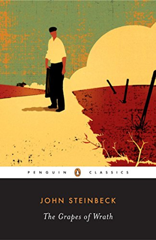 The Grapes of Wrath Author: John Steinbeck