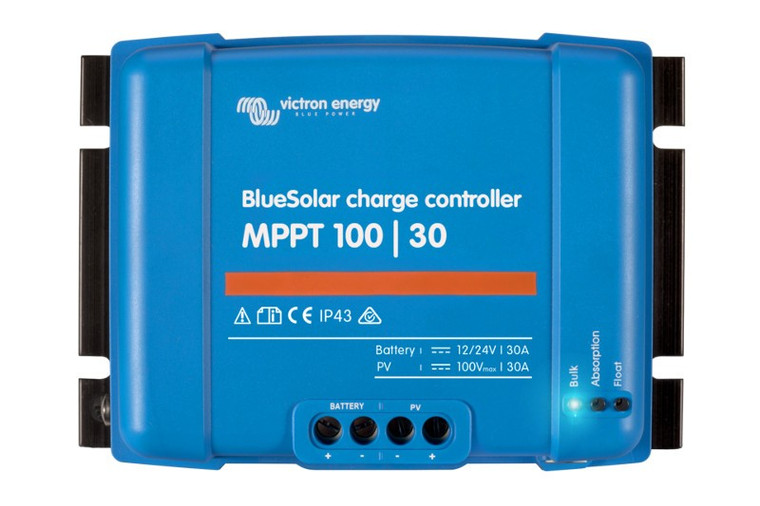 Victron SmartSolar MPPT 100/30 Solar Charge Controller