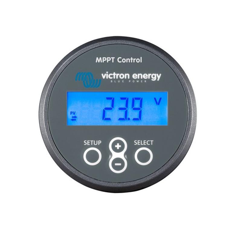 Victron BlueSolar MPPT Control - front