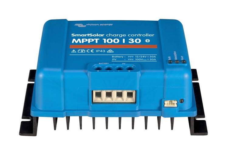Victron SmartSolar MPPT 100/30 Solar Charge Controller - Bluetooth