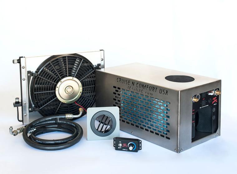 HD-12L - 12 Volt DC Mini Split System Air Conditioner