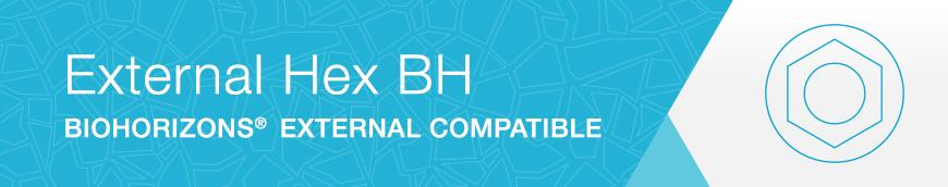 BioHorizons External Hex