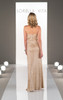 Sequin Bridesmaid Dress Style 8690