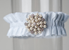 "La Gartier Wedding Garter ""Pierce"""