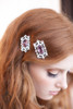Justine M. Couture Collette Hair Ornaments -Set of 2