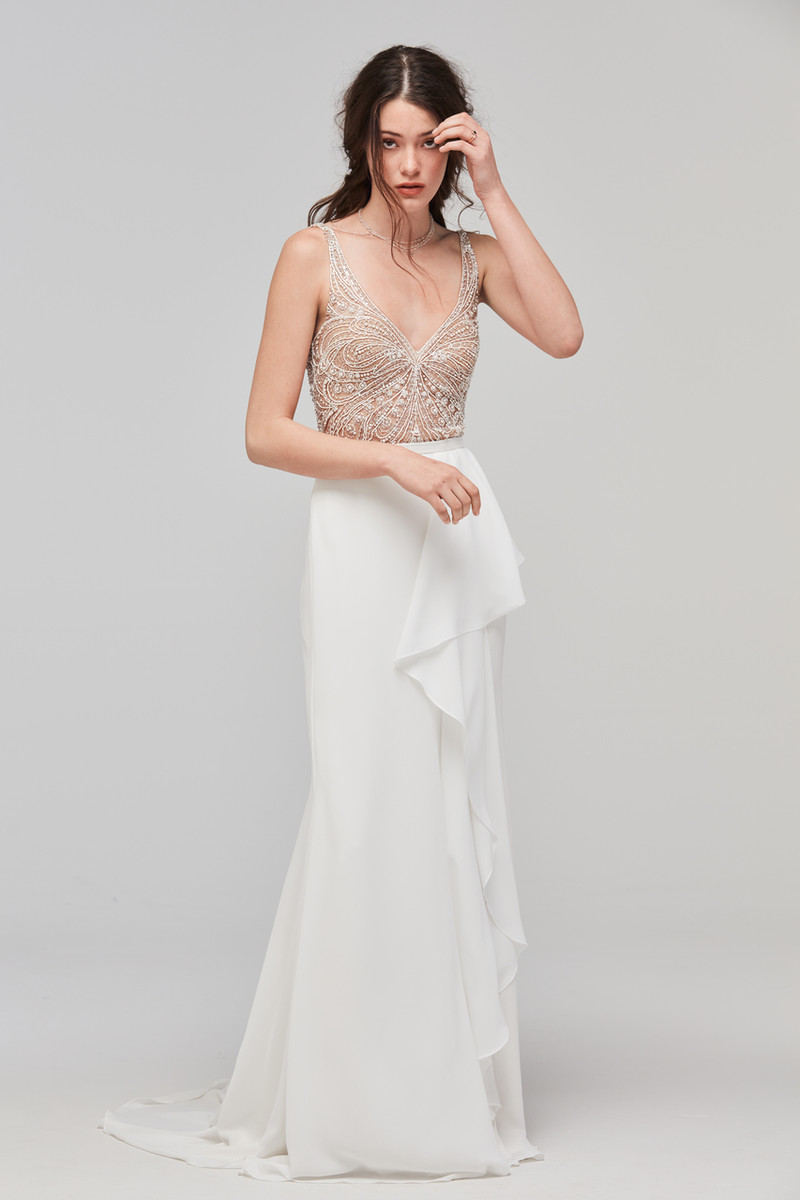 6e0b385962d852 Willowby Wedding Dress Skirt Cielo Style 59330 | Blush Bridal