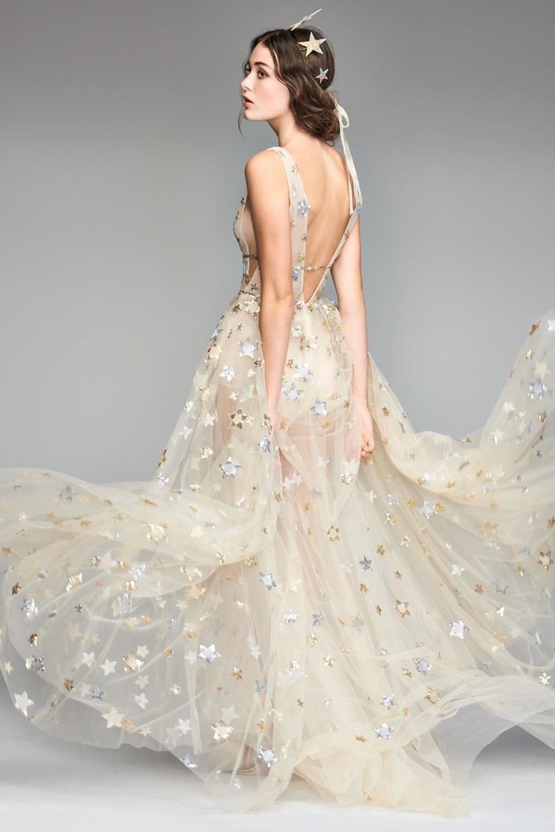 Gold Wedding Dresses.Willowby Wedding Dress Orion