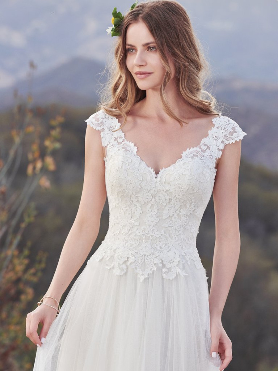 a1a0d7bc42e2 Your cart. $0.00. Check out Edit cart · Home / Bride / All Wedding Dresses  / Maggie Sottero Wedding Dress Hensley