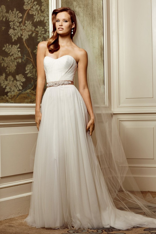 WTOO by Watters Wedding Dress Cristiana (13607)
