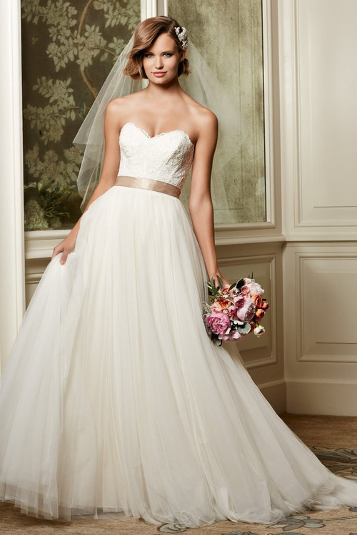 WTOO Wedding Dress Agatha (13704)