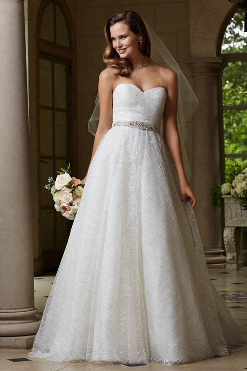 WTOO Wedding Dress Magdalena (14262)