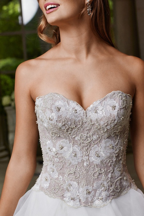 WTOO Wedding Maelin Corset (14724 ) Latte