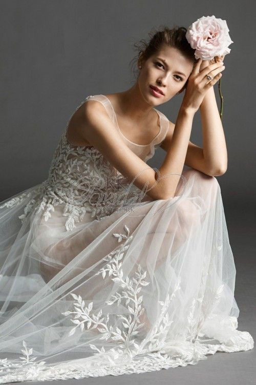 Watters Brides Wedding Dress Lalai (7083B)