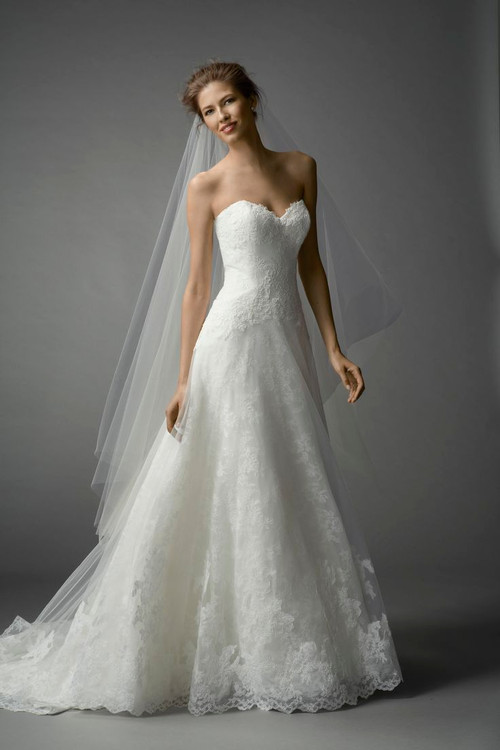 Watters Brides Wedding Dress Farrin (7066B )