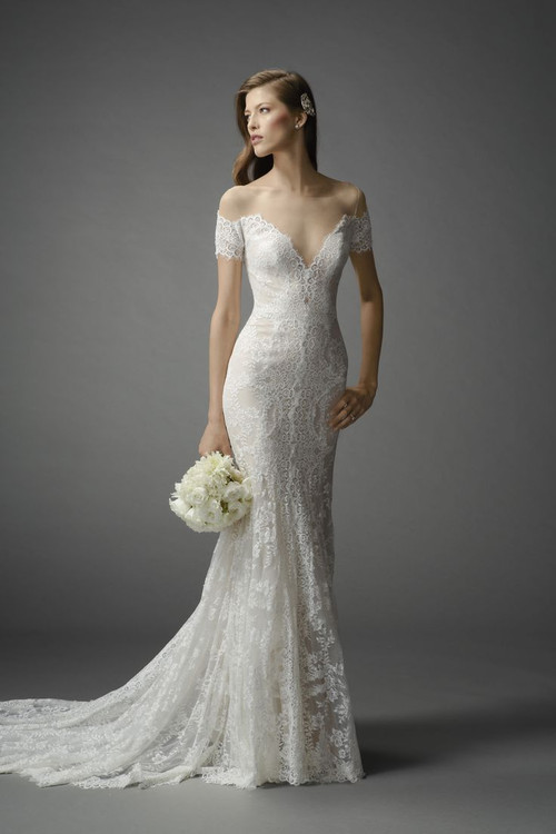 Watters Brides Wedding Dress Mila (7014B )