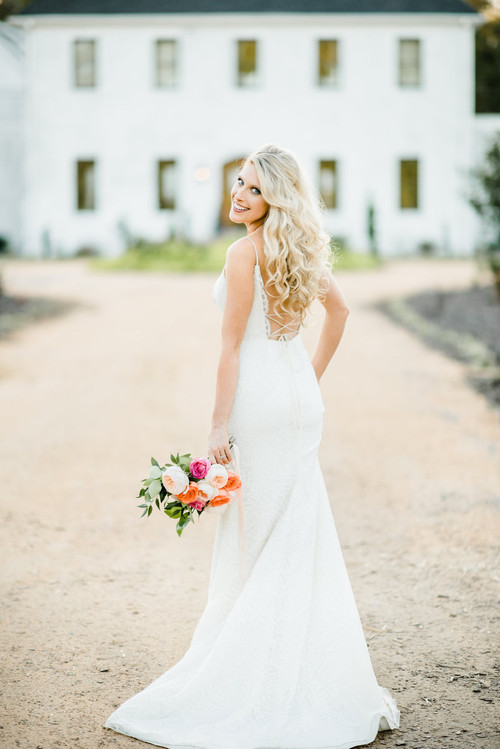 Blush by Hayley Paige Wedding Dress Ren (1503)