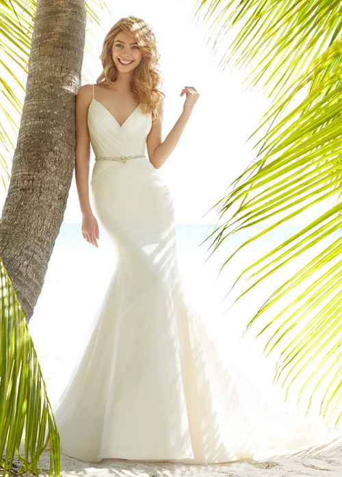 Blush by Hayley Paige Wedding Dress Olive (1505)