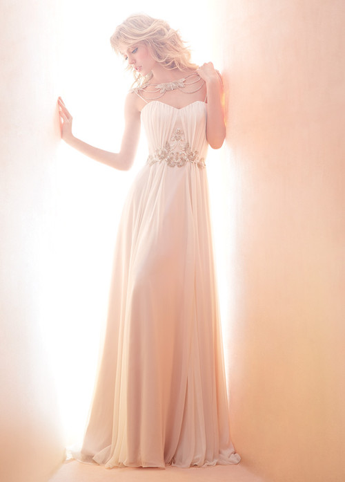 Blush by Hayley Paige Wedding Dress Rowan (1452)