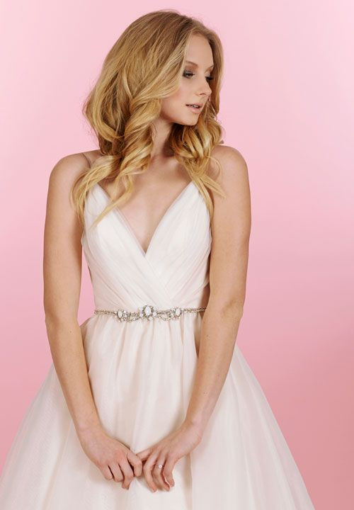 Blush by Hayley Paige Wedding Dress Opal