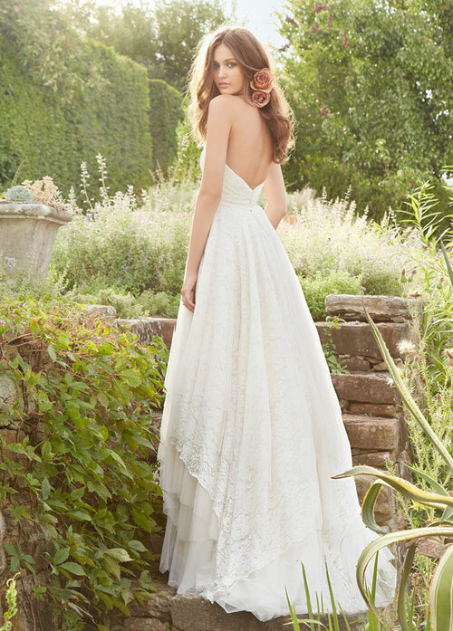 Blush by Hayley Paige Wedding Dress Willow (1350)