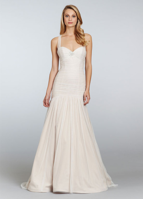 Blush by Hayley Paige Wedding Dress Autumn (1300)