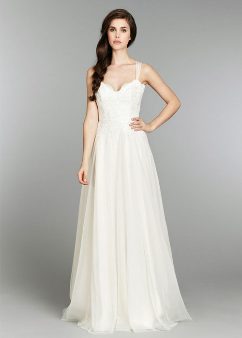 Blush by Hayley Paige Wedding Dress Adair (1352)