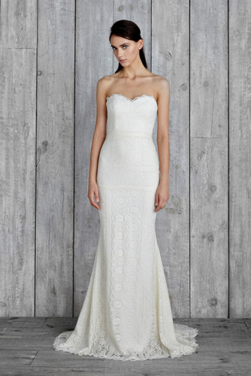 Nicole Miller Mariana Bridal Gown (ID10002)