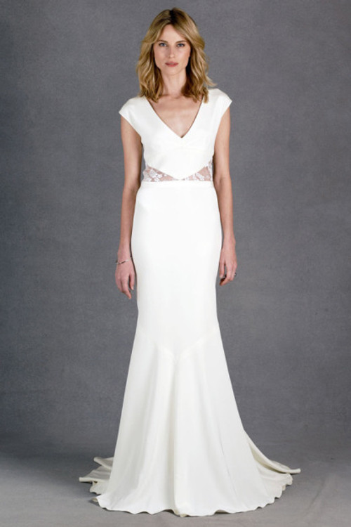 Nicole Miller Kimberly Bridal Gown (GH0018)