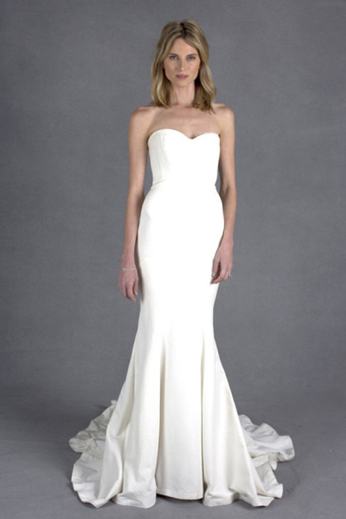 Nicole Miller Dakota Bridal Gown (EO0009)
