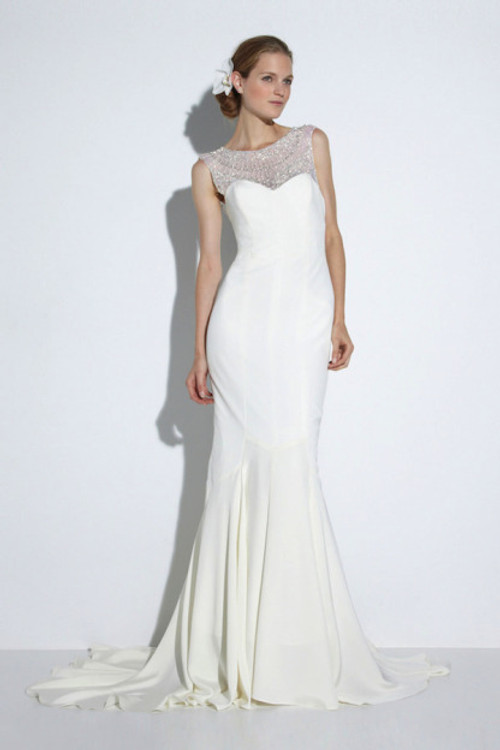 Nicole Miller Lily Bridal Gown (LQ10000)