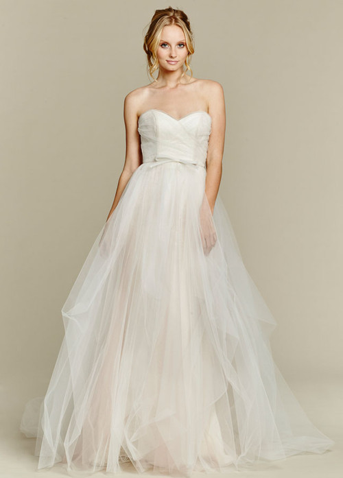 Blush by Hayley Paige Wedding Dress Candi (1550)