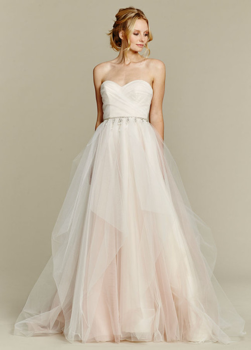 Blush by Hayley Paige Wedding Dress Dolce (1556)