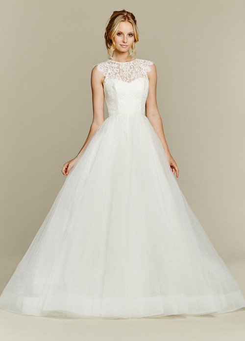 Blush by Hayley Paige Wedding Dress Sunshine (1561)
