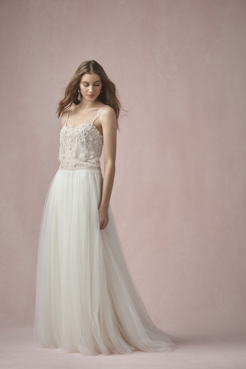 5e2d369564f Love Marley Wedding Amora Skirt (55612) Quick shop. Willowby