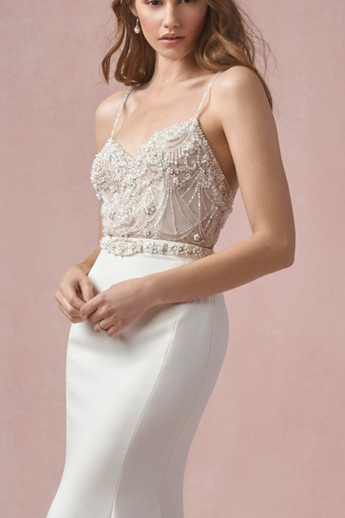 Willowby Wedding Celeste Belt (55900)