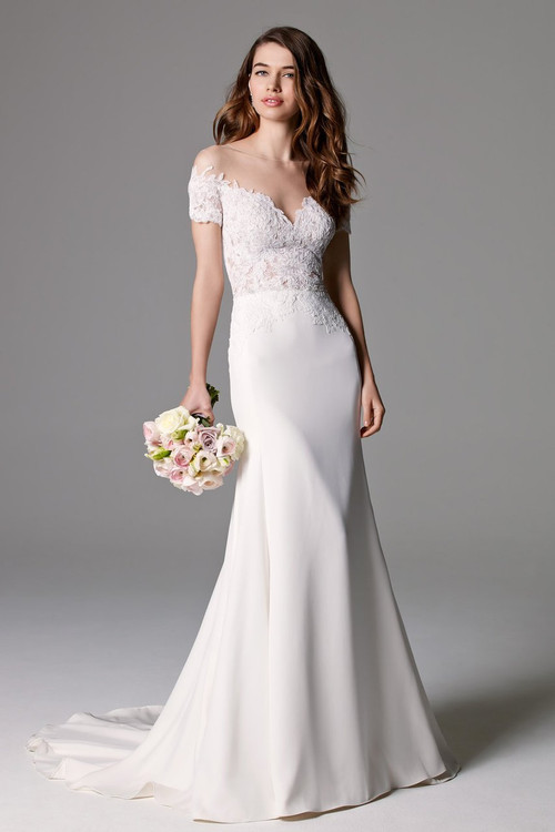 Watters Wedding Dress Seaton (Unlined) (8028B)