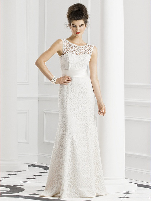 After Six Wedding Dress 1041
