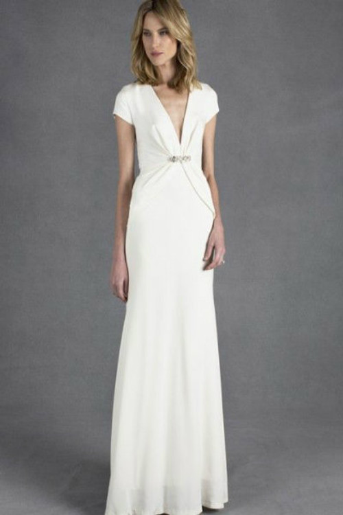 Nicole Miller Caitlyn Bridal Gown (FA0040)