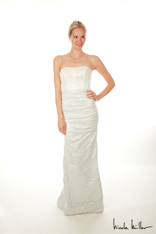 Nicole Miller Wedding Dress FI0005