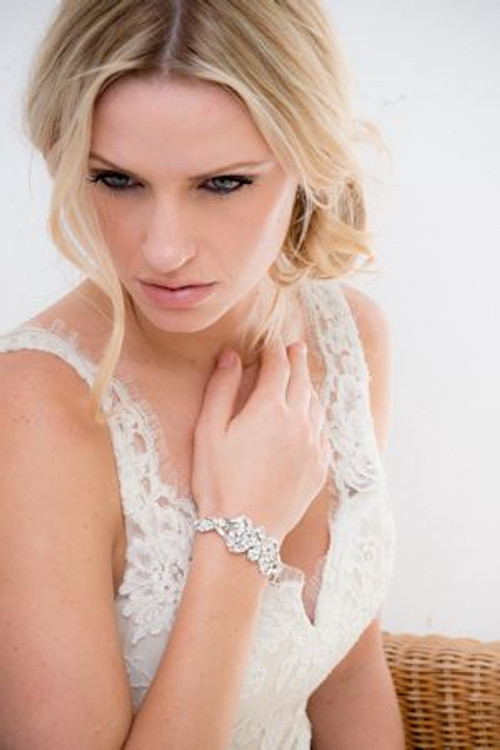Justine M. Couture Helena Bracelet - Discontinued