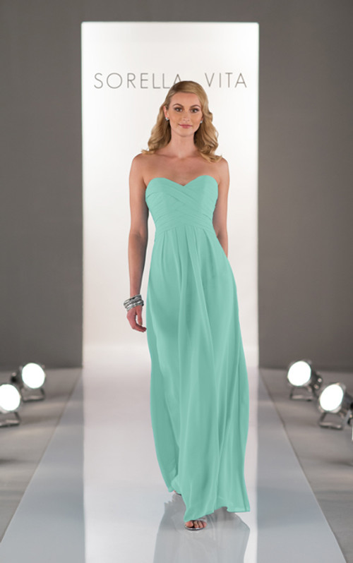 Sorella Vita Bridesmaid Dress Style 8405