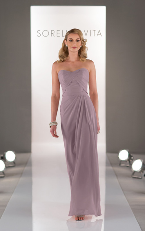 Sorella Vita Bridesmaid Dress Style 8416