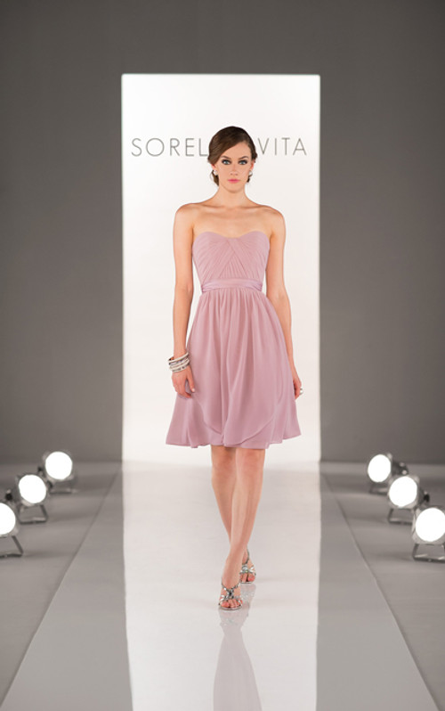 Sorella Vita Bridesmaid Dress Style 8471