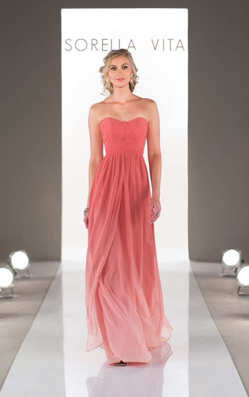 Sorella Vita Bridesmaid Dress Style 8472OM