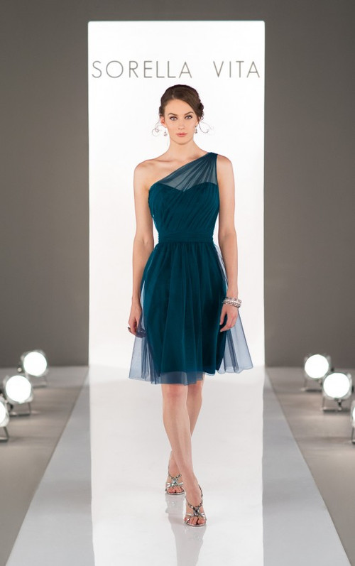 Sorella Vita Bridesmaid Dress Style 8673