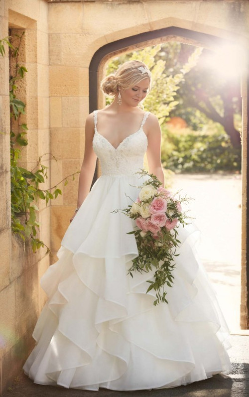 Essense of Australia Wedding Dress Style D2073